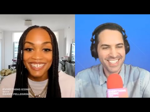 Rachel Lindsay (Host/Bachelorette) on Everything Iconic with Danny ...