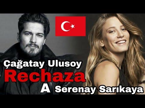 Çağatay Ulusoy rechaza a Serenay Sarıkaya Noticias 2020 #ÇağatayUlusoy #SerenaySarıkaya