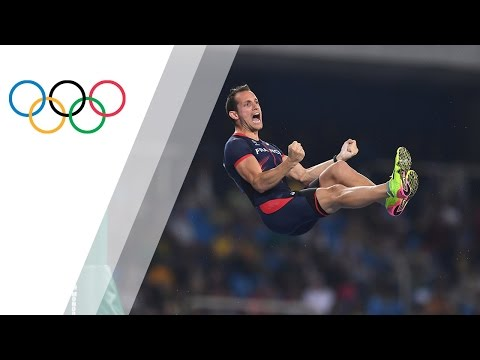 Renaud Lavillenie: My Rio Highlights
