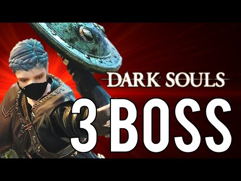 How to beat Dark Souls Remastered in 3 Bosses