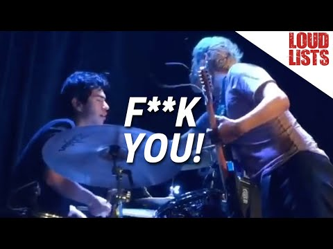 10 Most WASTED Drummers of All Time