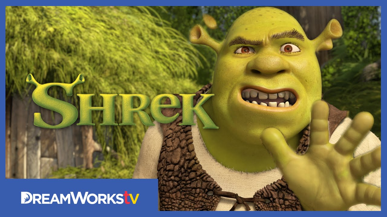 Dreamworks 5 Second Rule Myth Shrek