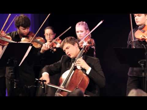 Festliches Eröffnungskonzert | Andrei Ionita | J. Haydn: Cellokonzert in C-Dur / 1. bis 3. Satz