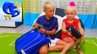 ⚽ BACK TO SCHOOL | ПОКУПКИ КАНЦЕЛЯРИИ К ШКОЛЕ