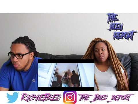 (BSIDE) Django X 30 X Dizz - Want Me In Cuffs  (REVIEW/REACTION) | THE BLEU REPORT W/ KD
