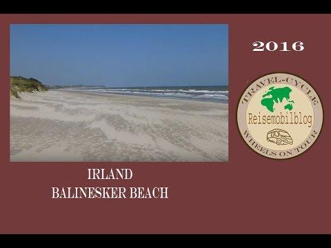 Ballinesker Beach in Irland