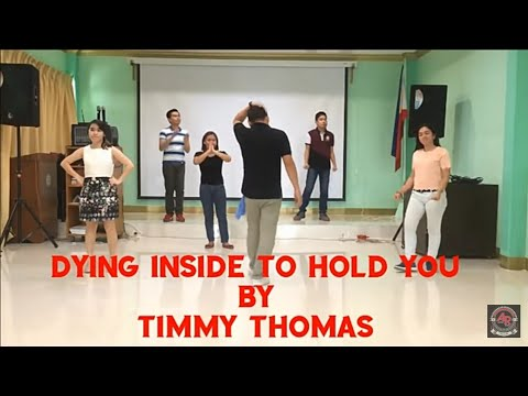 DYING INSIDE TO HOLD YOU by TIMMY THOMAS | DANCE FITNESS|  CHOREO