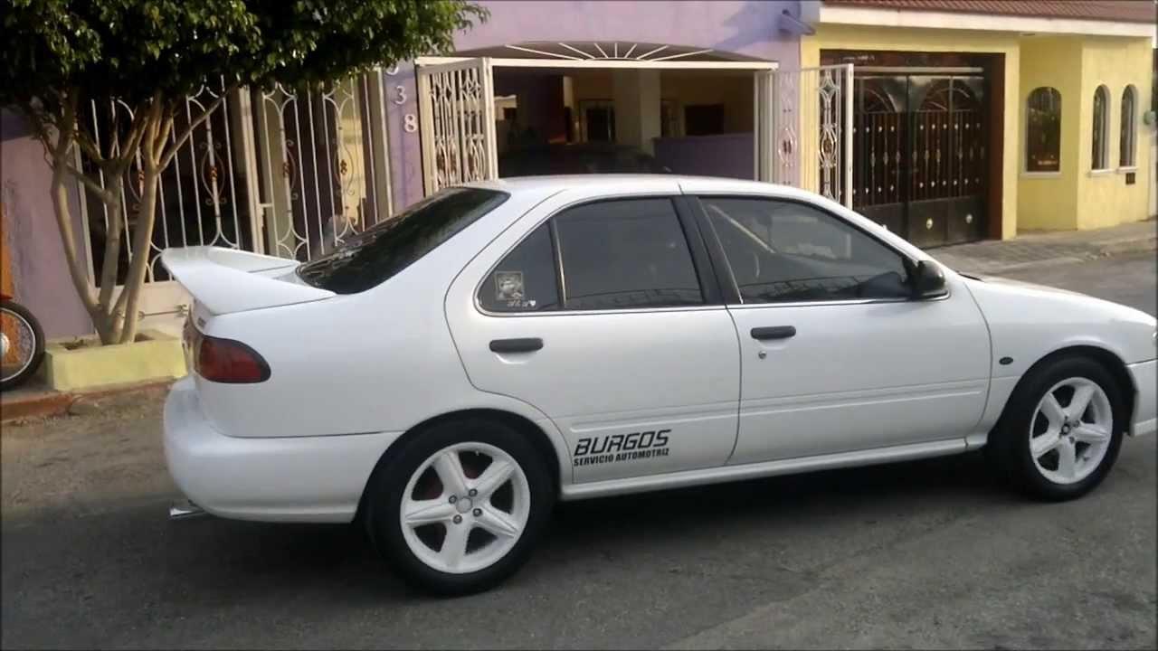 Club Cero Oxido Mérida Yucatan -SENTRA B14 2000 - YouTube