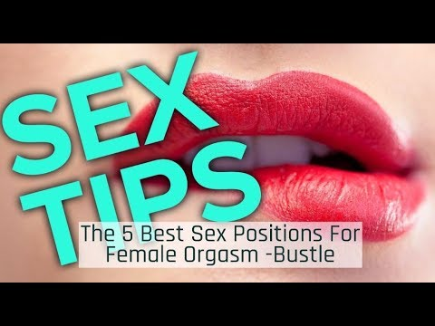 Share your Best position for female orgasm opinion you