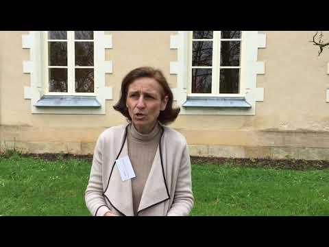 """Emmanuelle de Saint Germain au colloque """"les nouvelles attentes écologiques"""" à Notre Dame du Chêne"""