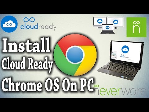 How to Install Cloud Ready Chrome OS on PC! - YouTube