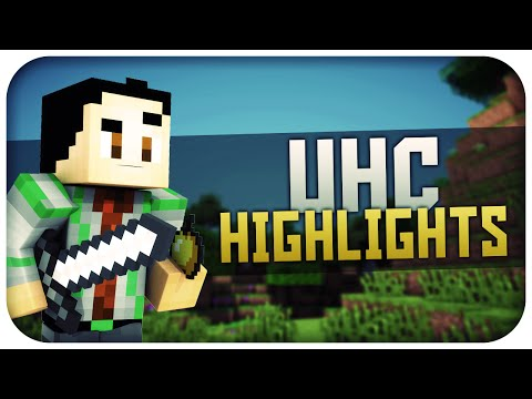 """Minecraft: UHC Highlights EP8 """"Cleanup!"""""""