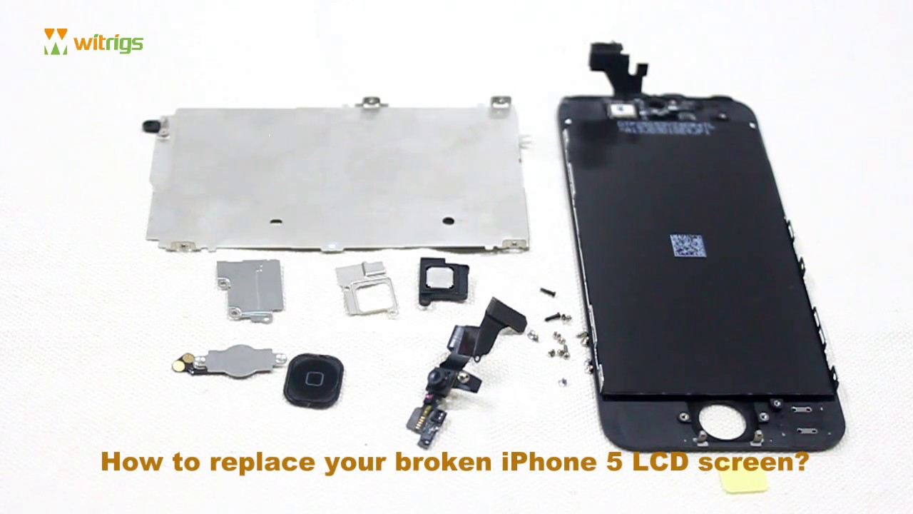 cost to replace iphone 5 screen cost less to fix a broken iphone 5 lcd screen 1786