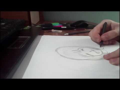 я лох. Неправильно начал рисовать рисунок . рисую картинку #2