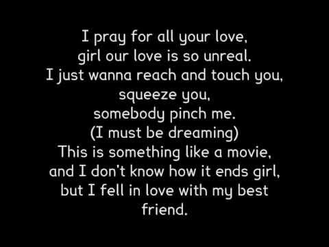 Best Friend - Jason Chen - original song [lyrics]