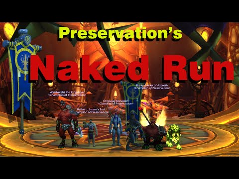 Naked Party | Preservation