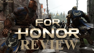 For Honor - PS4, Xbox One, PC | Review