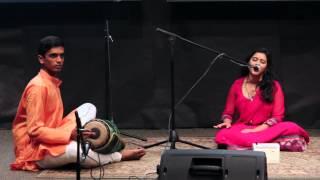 Khayaal 2013 - Carnatic Classical - Kshama Bhyravabhotla & Arvind Narayan