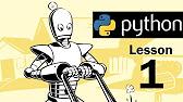 Lesson 10 - Python Programming (Automate the Boring Stuff