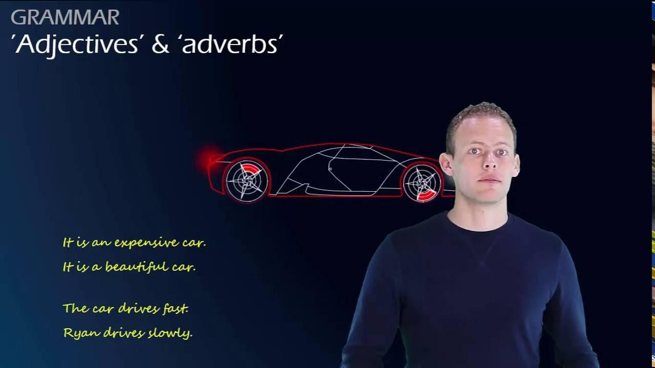 Engels Adjectives Adverbs Bijvoeglijke Naamwoorden