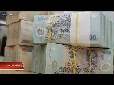 Việt Nam định Vay Thêm Gần Nửa Triệu Tỷ đồng để Bù Bội Chi (VOA)