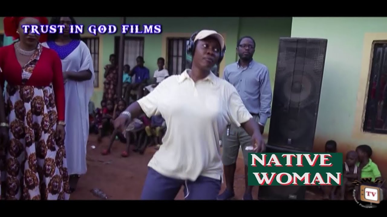 Download NATIVE WOMAN  - 2019 Mercy Johnson New Movie