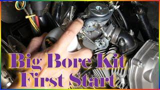 GY6 BBK - First Start
