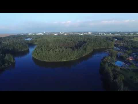 Markham Park, Sunrise Florida (DJI Phantom 3 Professional)