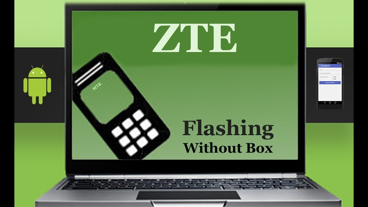 How to Flashing ZTE firmware (Stock ROM) using Smartphone Flash Tool
