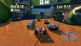 Super Toy Cars PC Gameplay | 1080p