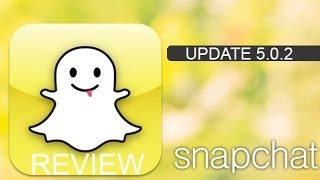 "Snapchat ""Chat"" Update Review"