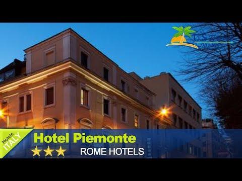 Hotel Piemonte - Rome Hotels, Italy
