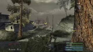 Socom Combined Assault Mission 12 - Stormcloud - HD Gameplay - PCSX2