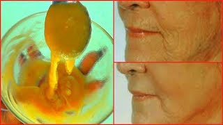 JUST 3 SIMPLE INGREDIENTS, STOP THE CLOCK ON WRINKLES AND SAGGING SKIN |Khichi Beauty