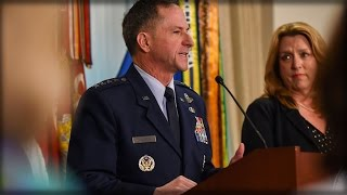 URGENT: TOP AIR FORCE GENERAL HAS A MESSAGE AMERICA NEEDS TO HEAR!!