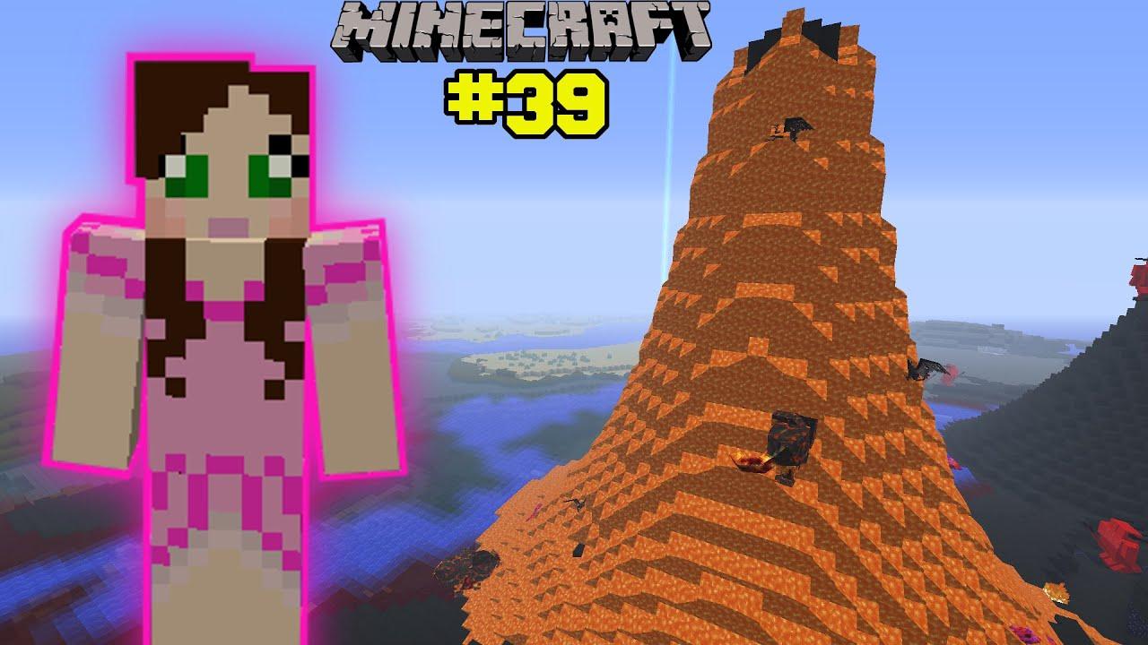 Minecraft: HEART OF THE VOLCANOES CHALLENGE [EPS7] [39