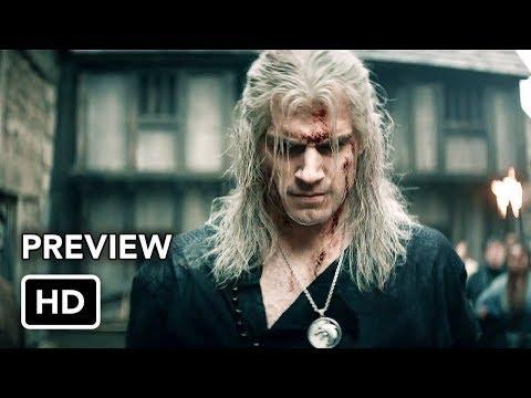Ведьмак (Netflix) Особенности Персонажа HD Генри Кавилл Сериал Netflix