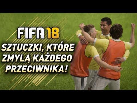 FIFA 18 - Sztuczki, które zaskoczą każdego gracza!