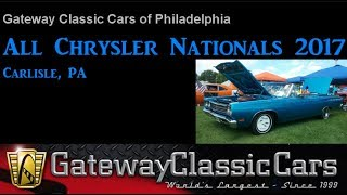 GCC Visits the 2017 All Chrysler Nationals in Carlisle, PA