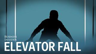 これで生き残れる!エレベーター落下時に一番安全な体勢はコレ