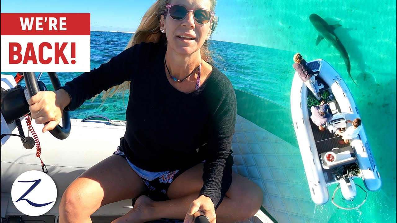 CHASING SHARKS and HUNTING LOBSTER in AUSTRALIA! Our Adventure Continues... (Ep 159)