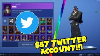 I Bought a Fortnite Account From Twitter For $57, And Got This... (Fortnite OG Skins)