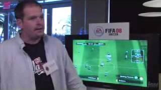 FIFA 08 for nintendo Wii