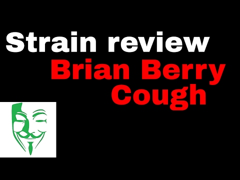 Brian Berry Cough Strain review