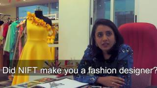 Vidhi Wadhwani / Celebrity Fashion Designer / Interview / Part two
