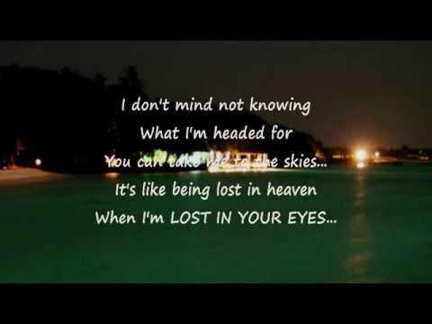 Debbie Gibson Lost In Your Eyes with Lyrics