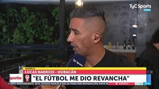 Barrios, el refuerzo que no fue para Maradona y su revancha con Huracán