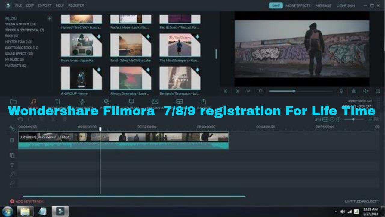 download filmora full version with crack 32 bit