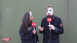 Slipknot's Jim Root at Download Festival 2019