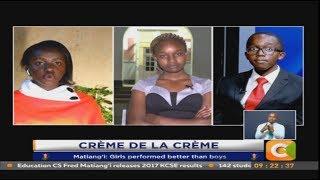 JKL   KCSE 2017 Creme De La Creme